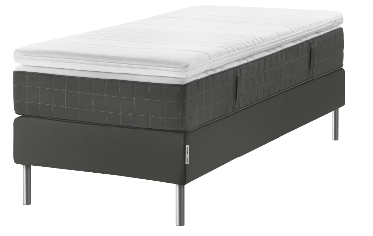 1 persoons boxspring Ikea